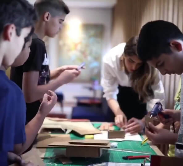 YOUNG ARCHITECTS EVENT