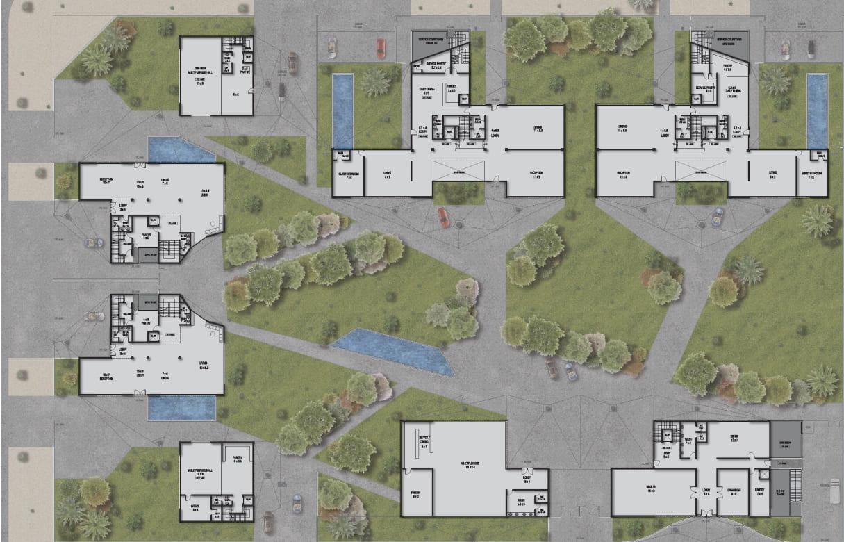 Concept Design Plans